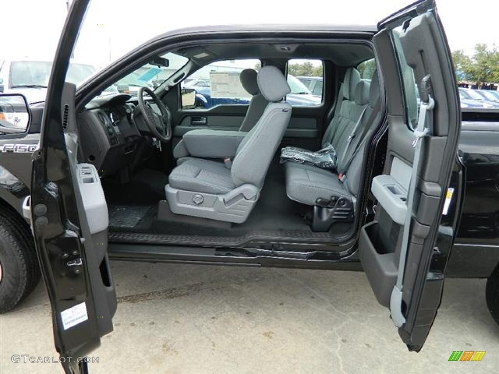 2012 ford f 150 stx interior