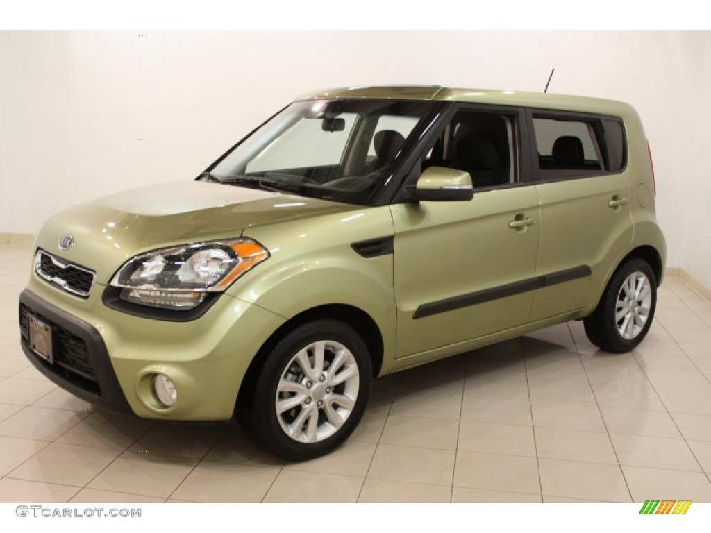 Alien green 2012 kia soul exterior photo 59962860 2012 kia soul exterior colors