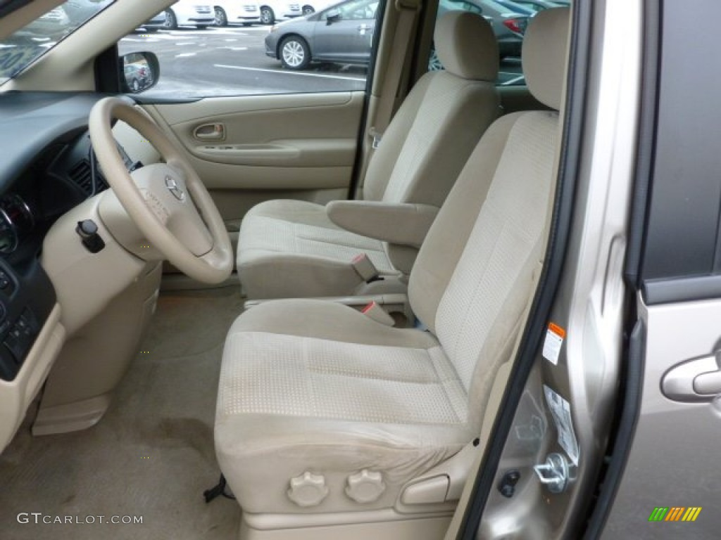 Beige interior 2006 mazda mpv es photo 59963835