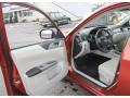 2009 Subaru Impreza Ivory Interior Interior Photo