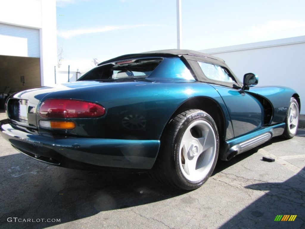 Emerald Green Pearl 1994 Dodge Viper Rt 10 Exterior Photo