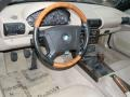 Beige Dashboard Photo for 1997 BMW Z3 #59982366