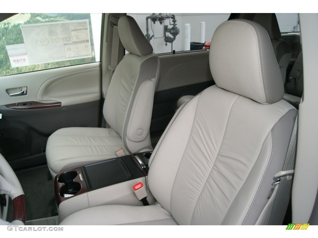 2012 Toyota Sienna Limited Awd Interior Photo 59988069