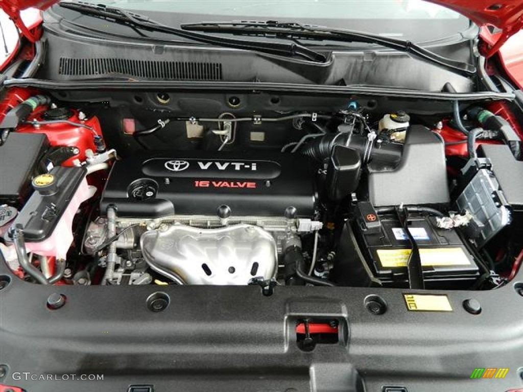 2008 toyota rav4 i4 2 4l dohc 16v vvt i 4 cylinder engine photo 59992099. Black Bedroom Furniture Sets. Home Design Ideas