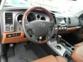 Red Rock Interior Photo for 2012 Toyota Tundra #59992932
