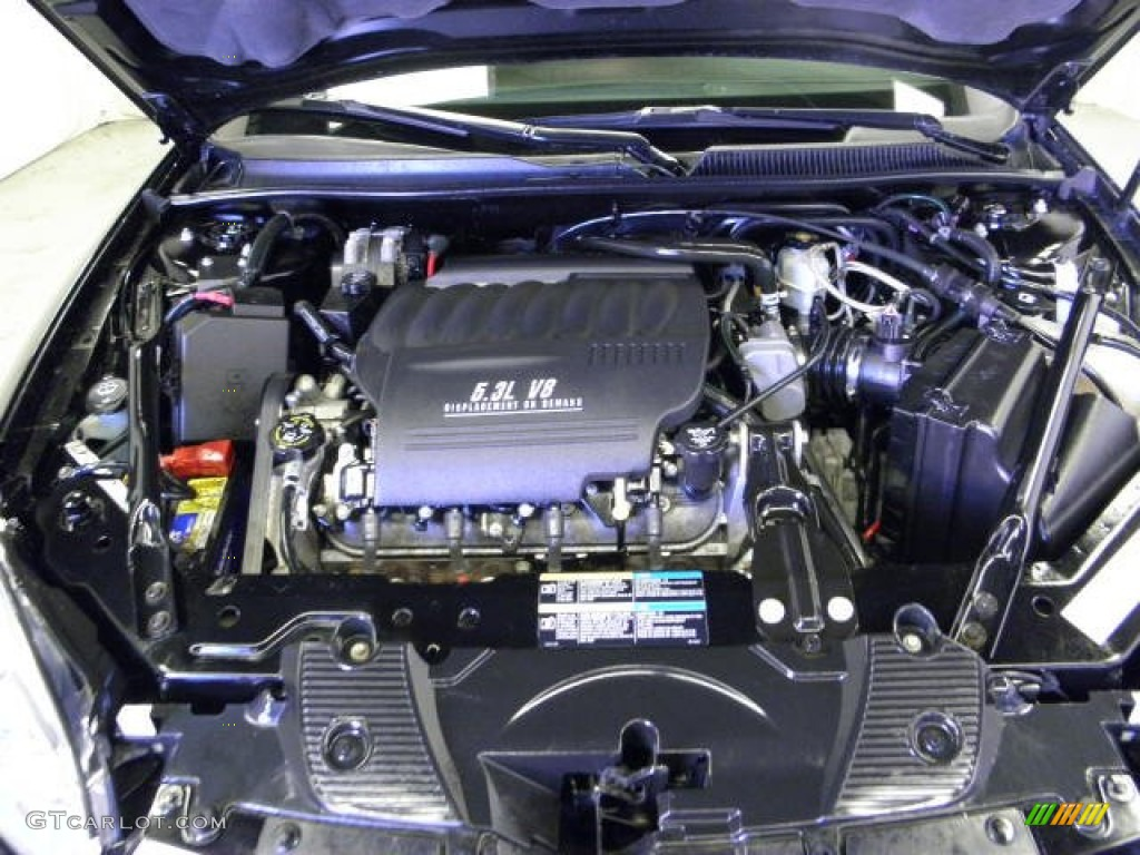 2006 Chevrolet Monte Carlo SS 5.3 Liter OHV 16-Valve V8 Engine Photo ...