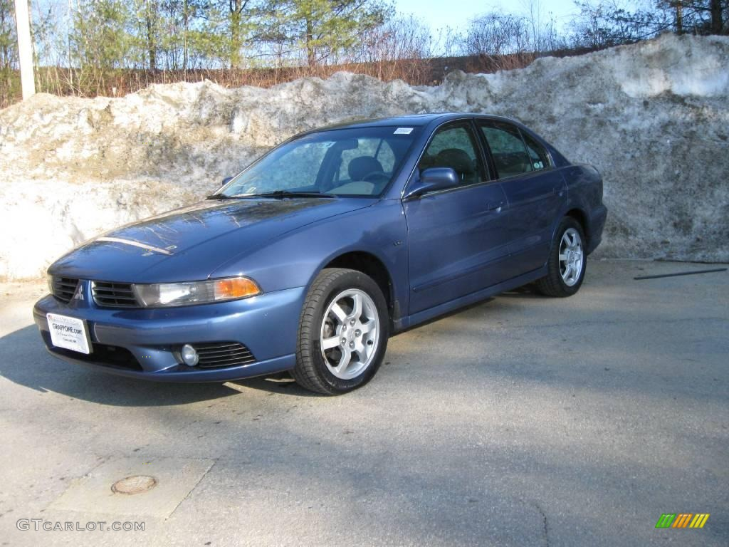 2002 chrome blue pearl mitsubishi galant ls v6 5973017 photo 9 gtcarlot com car color galleries gtcarlot com