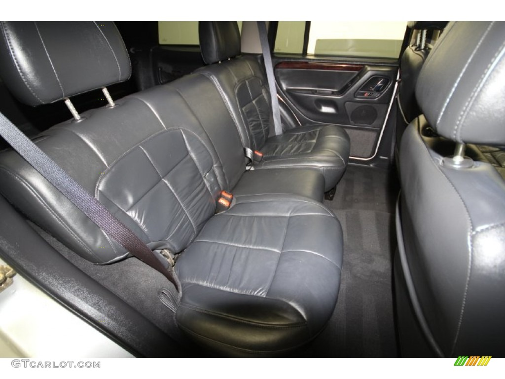2004 jeep grand cherokee limited rear seat photo 60005925. Black Bedroom Furniture Sets. Home Design Ideas