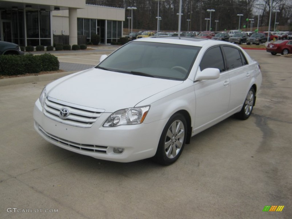 2005 blizzard white pearl toyota avalon xls 59981139. Black Bedroom Furniture Sets. Home Design Ideas