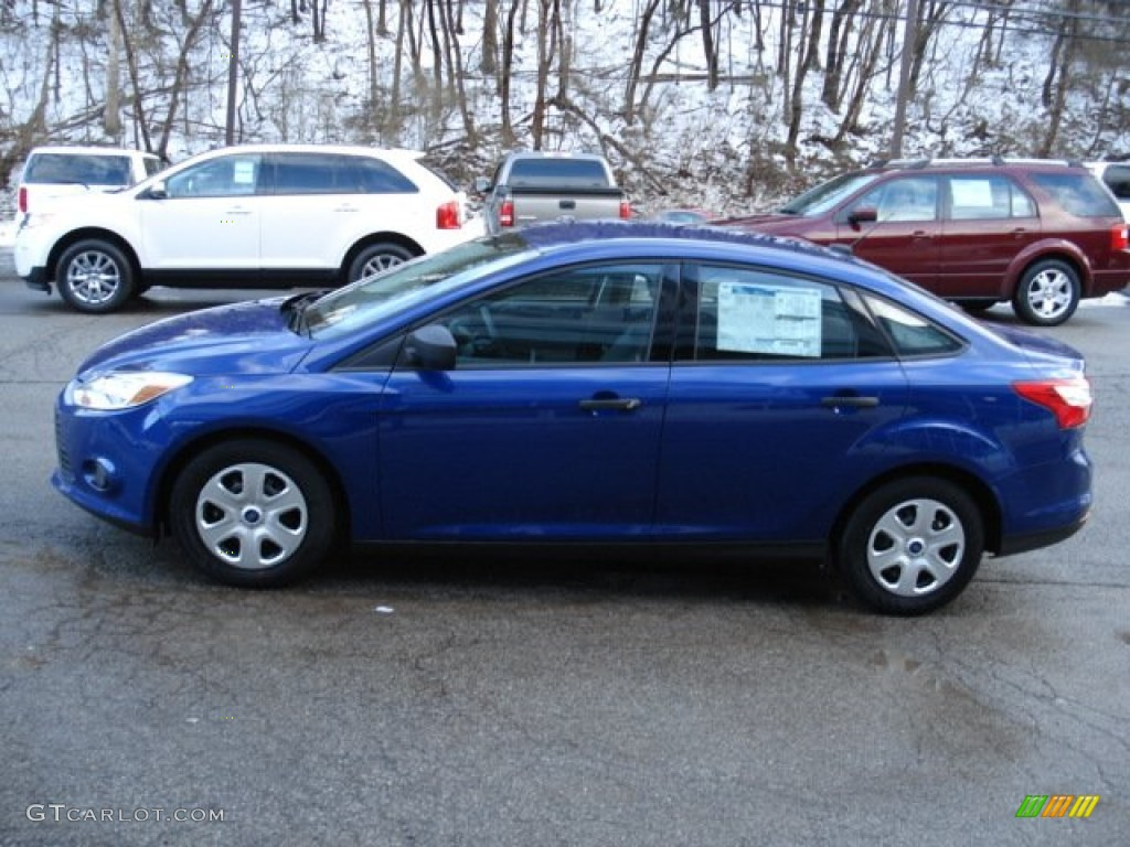 Two For The Home Team 2012 Ford Focus Vs 2011 Chevrolet