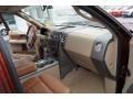 2005 Ford F150 Castano Brown Leather Interior Dashboard Photo