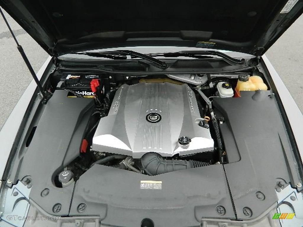 Repair 2008 Cadillac Sts V Engines