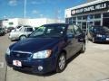Imperial Blue 2004 Kia Spectra Gallery