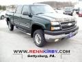 Dark Green Metallic 2005 Chevrolet Silverado 2500HD Gallery