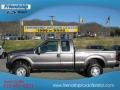 2012 Sterling Grey Metallic Ford F250 Super Duty XL SuperCab 4x4  photo #1