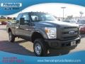 2012 Sterling Grey Metallic Ford F250 Super Duty XL SuperCab 4x4  photo #4