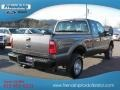 2012 Sterling Grey Metallic Ford F250 Super Duty XL SuperCab 4x4  photo #5
