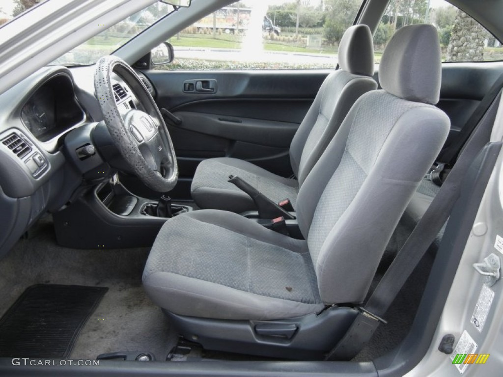Beautiful 1998 Honda Civic DX Coupe Interior Photos Nice Ideas