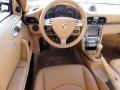 Sand Beige Interior Photo for 2007 Porsche 911 #60076029