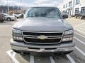 2006 Graystone Metallic Chevrolet Silverado 1500 Z71 Extended Cab 4x4  photo #3