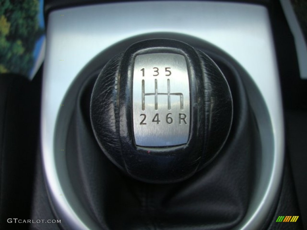 2008 nissan 350z coupe 6 speed manual transmission photo #60085959
