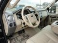 2009 Ford F250 Super Duty Camel Interior Interior Photo