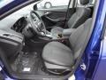 2012 Sonic Blue Metallic Ford Focus Titanium 5-Door  photo #11