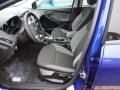 2012 Sonic Blue Metallic Ford Focus SE Sedan  photo #7