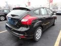 2012 Tuxedo Black Metallic Ford Focus SE 5-Door  photo #5