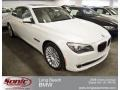 Mineral White Metallic 2012 BMW 7 Series Gallery