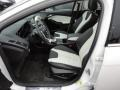 2012 White Platinum Tricoat Metallic Ford Focus SEL Sedan  photo #11