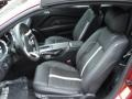 2012 Ford Mustang Charcoal Black/Cashmere Interior Interior Photo