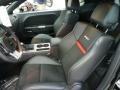 Dark Slate Gray Interior Photo for 2012 Dodge Challenger #60112533