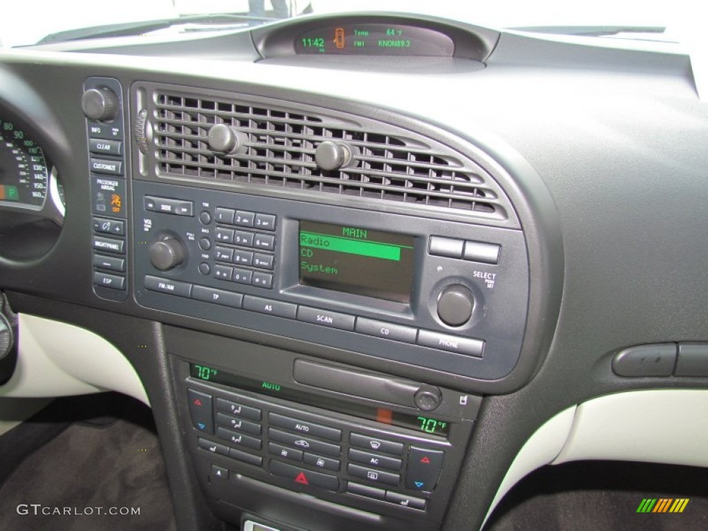 2006 saab 9 3 2 0t sport sedan controls photo 60114291. Black Bedroom Furniture Sets. Home Design Ideas