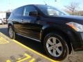 2007 Super Black Nissan Murano SL AWD  photo #10
