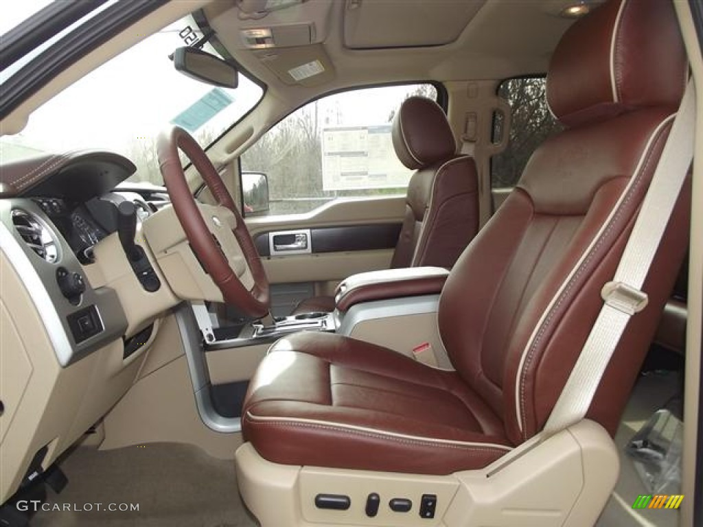 King Ranch Leather Seats Bing Images