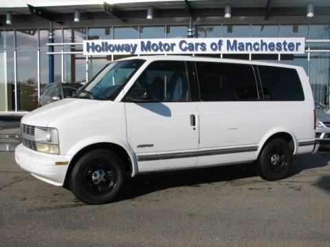 1998 Chevrolet Astro LS Passenger Van Data, Info and Specs