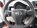 2012 iQ  Steering Wheel