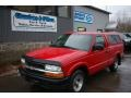 Victory Red 2003 Chevrolet S10 Gallery