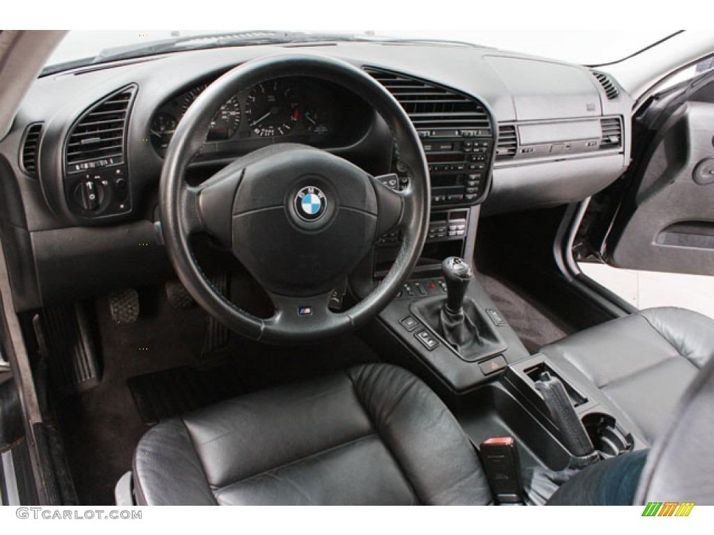 1999 BMW 3 Series 323i Coupe Interior Color Photos