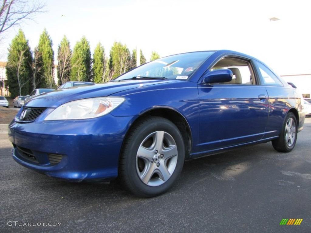 on 2002 Honda Civic Ex Transmission