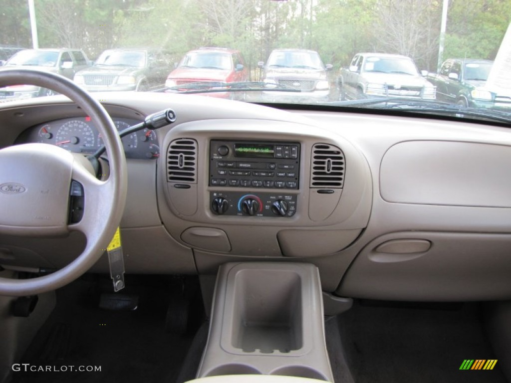 2001 ford expedition xlt dashboard photos