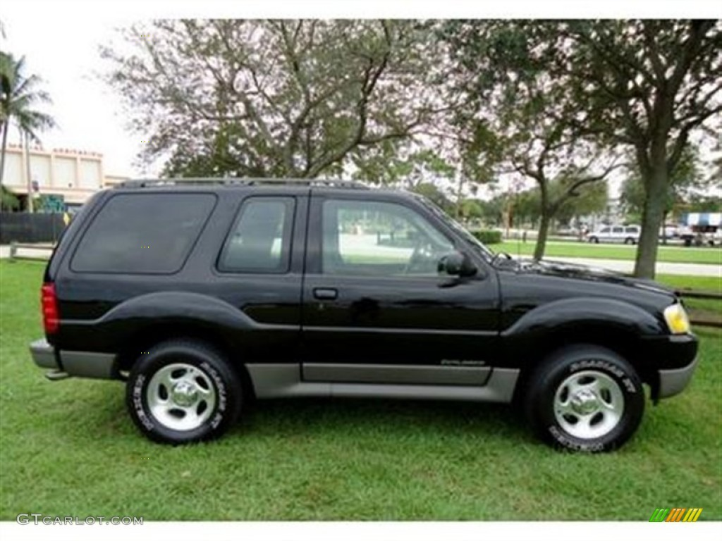 Black 2001 Ford Explorer Sport Exterior Photo #60143727 | GTCarLot.com