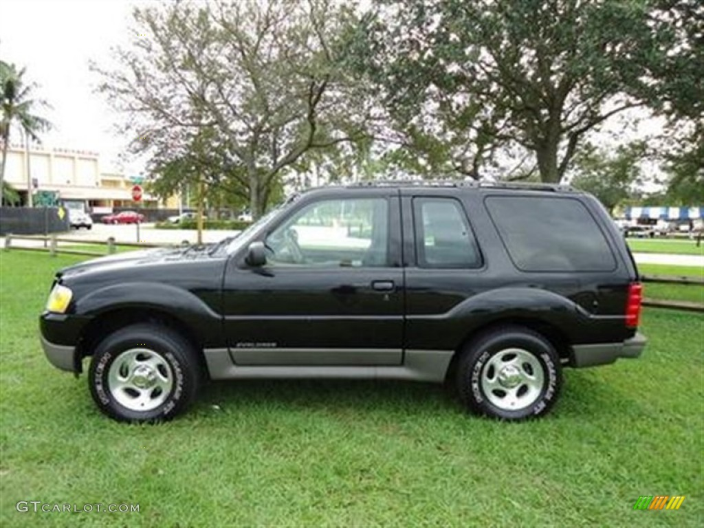 black 2001 ford explorer sport exterior photo 60143754. Cars Review. Best American Auto & Cars Review