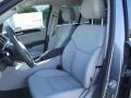 Grey 2012 Mercedes-Benz ML Interiors