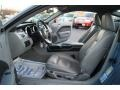 Light Graphite 2006 Ford Mustang V6 Premium Coupe Interior Color