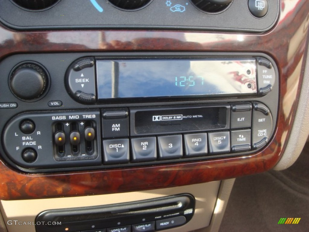 2001 chrysler sebring lxi convertible audio system photo 60152802 gtcarlot