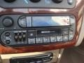 2001 Chrysler Sebring LXi Convertible Audio System