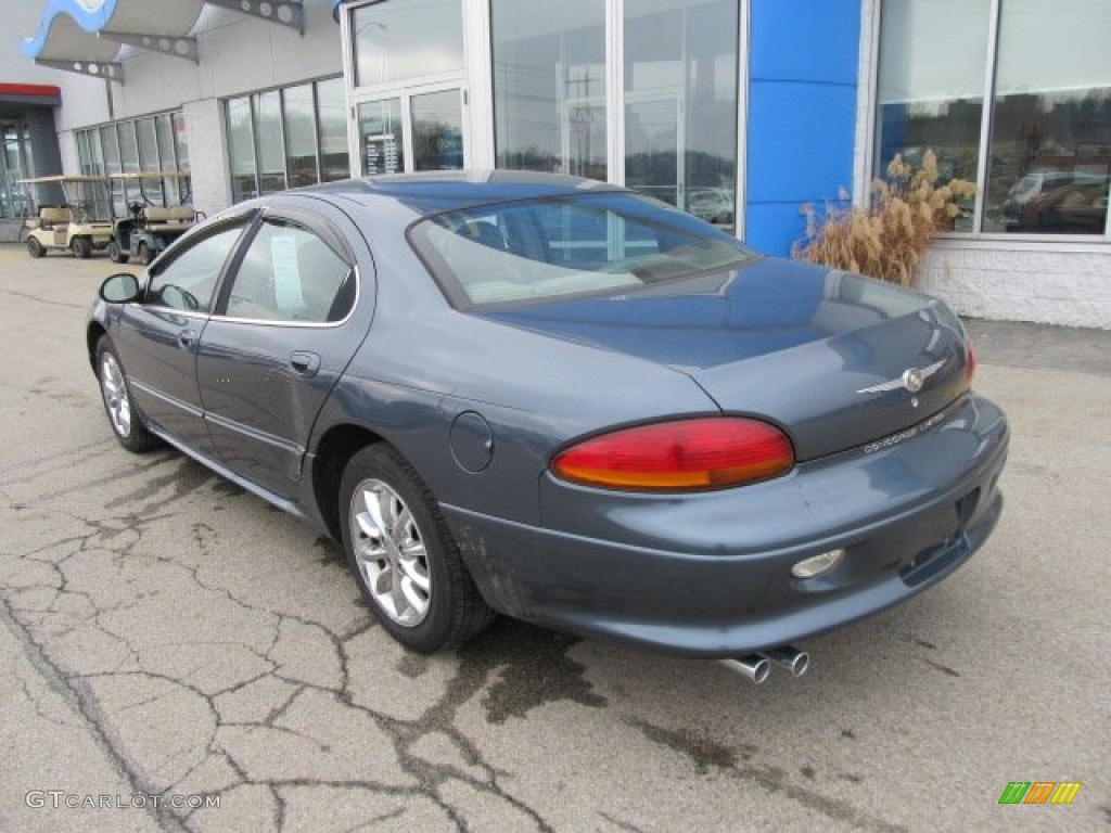 steel blue pearl 2002 chrysler concorde limited exterior photo. Cars Review. Best American Auto & Cars Review