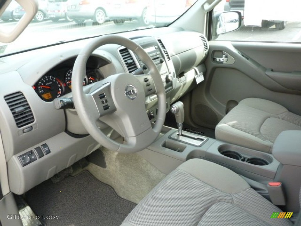 2012 Nissan Frontier Sv Crew Cab 4x4 Interior Photo